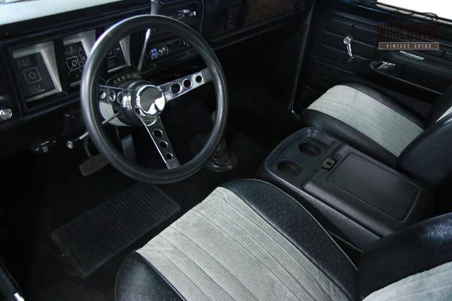 Black 1978 Ford