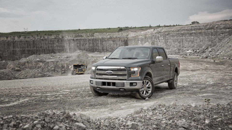 Ford F-150 Expected To Get 4 8-liter V8