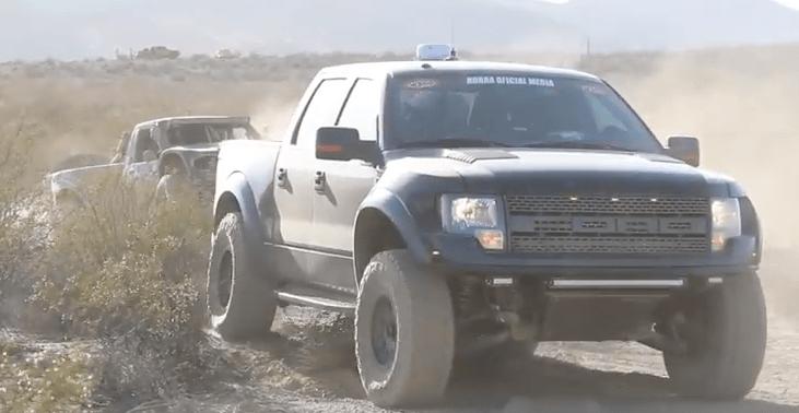 See the Nitto Ridge Grappler Tires in Full Action  FordTruckscom