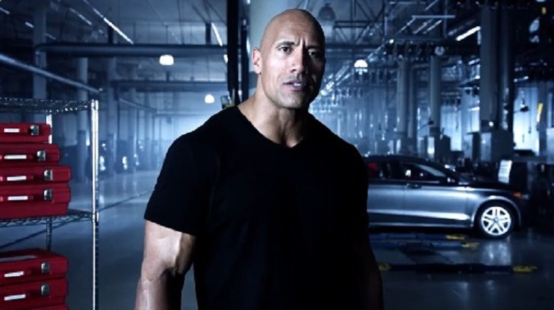 The Rock - Ford