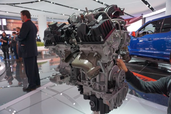 Meet the Engines of the 2018 F150 FordTruckscom