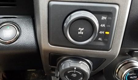 Ford Raptor (dials)