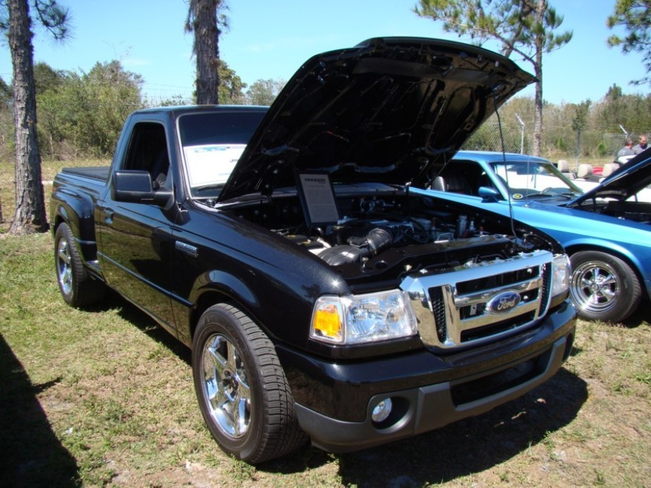 Ford Ranger restoration