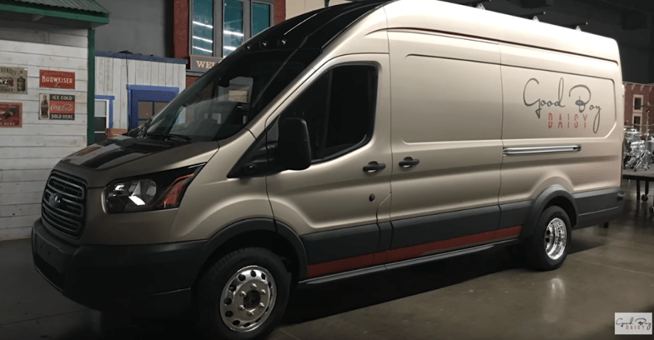 Ford Transit HD350