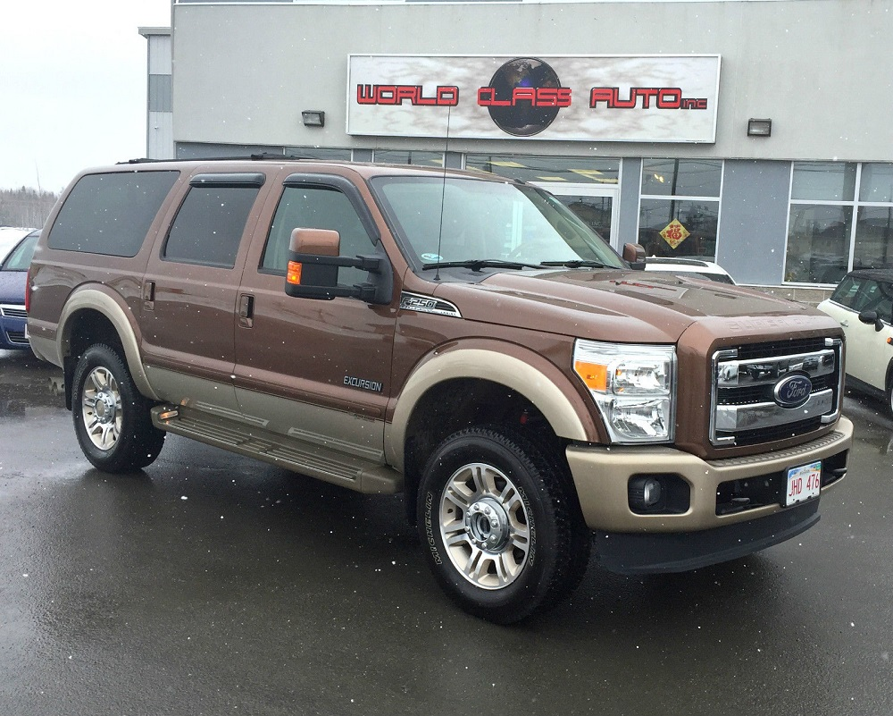 Are You In The Mood For A  U0026 39 New U0026 39  Ford Excursion