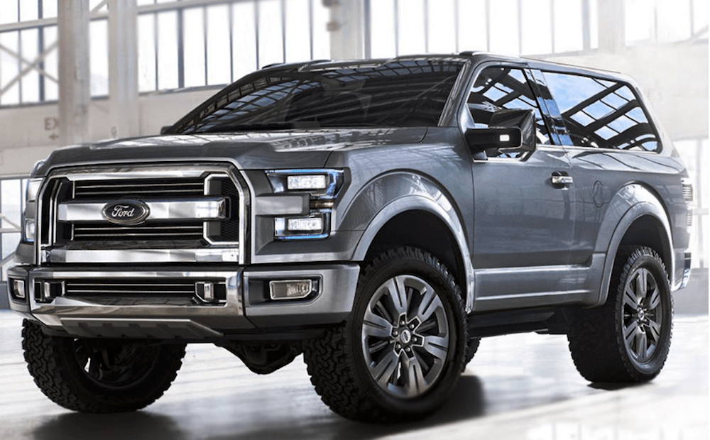 A V8-Powered, Manual, Lifted, Jeep-Slaying 2020 Ford ...