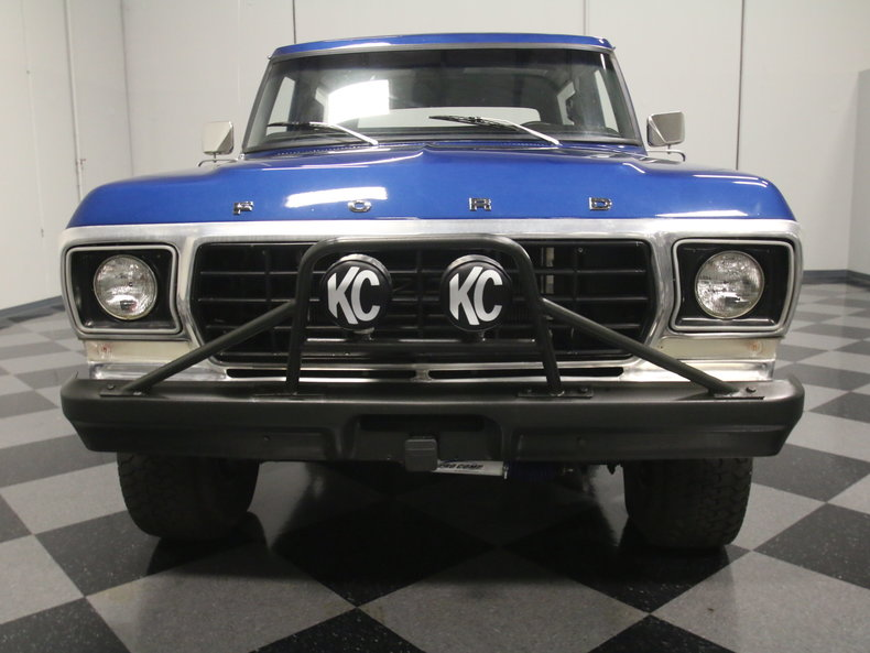 Buy This Bronco: 1978 Bruiser Goes Back to Basics - Ford