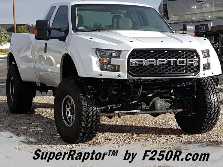 F250R.com MegaRaptor