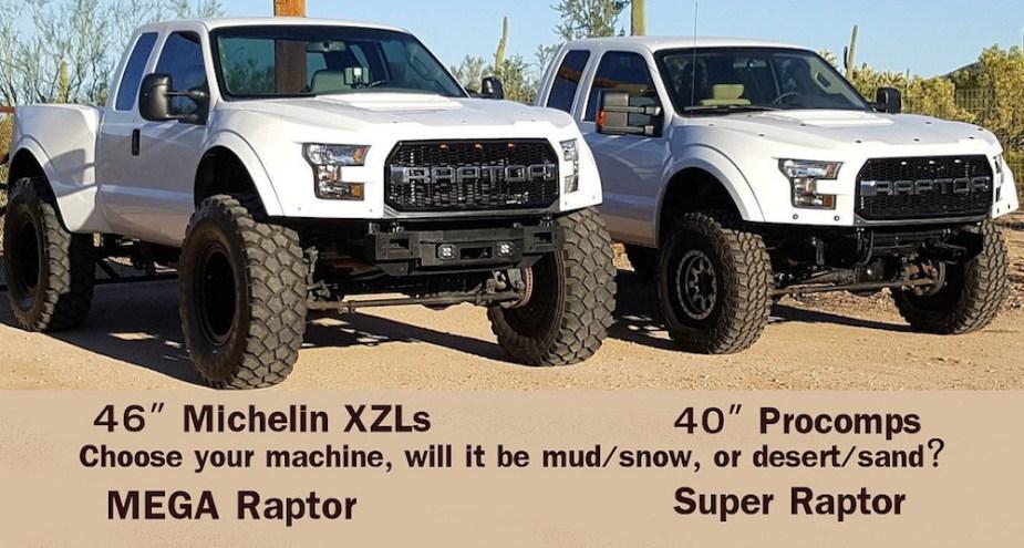 F250R.com MegaRaptors