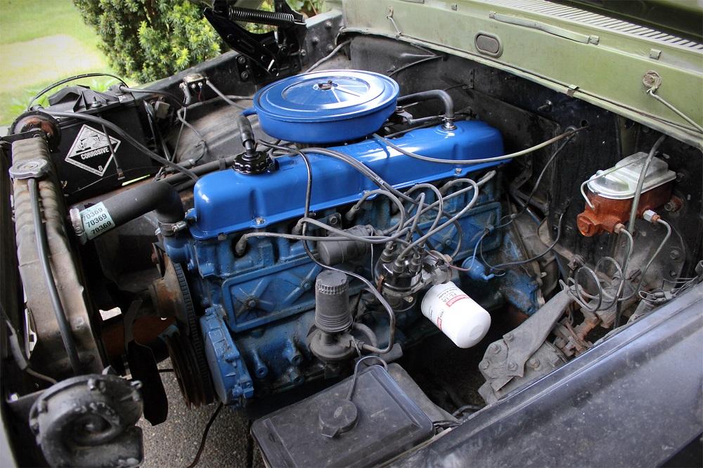 inline 4 cylinder engine diagram
