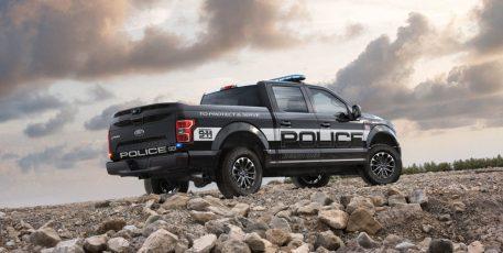 F-150 FX4 Police Responder