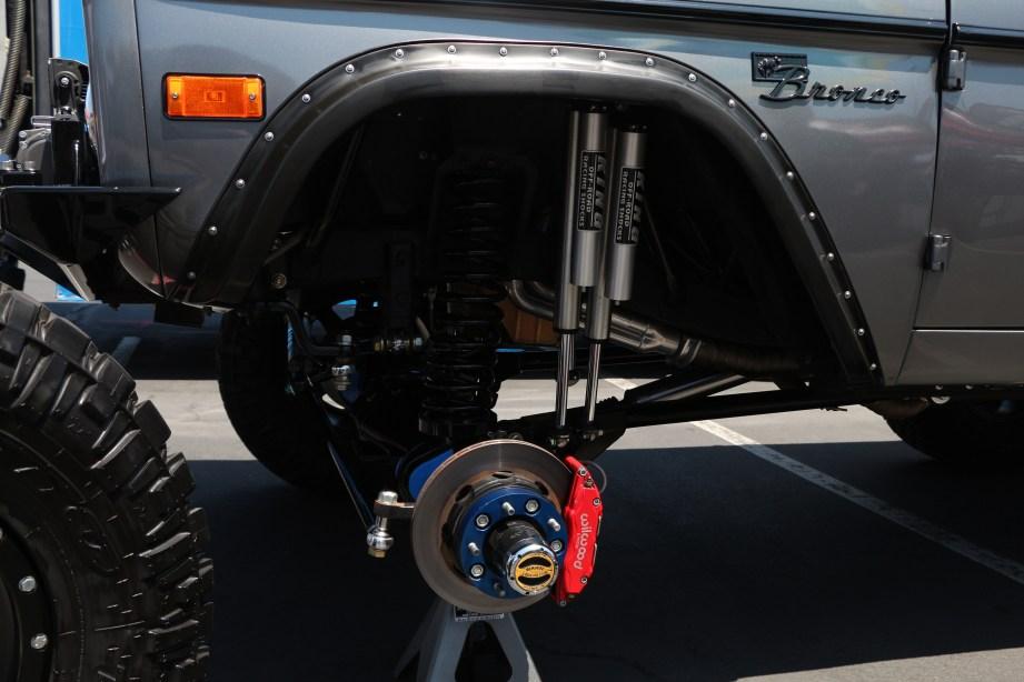 Ford-trucks.com Ford Bronco Nitto Tire Auto Enthusiast Day 2017