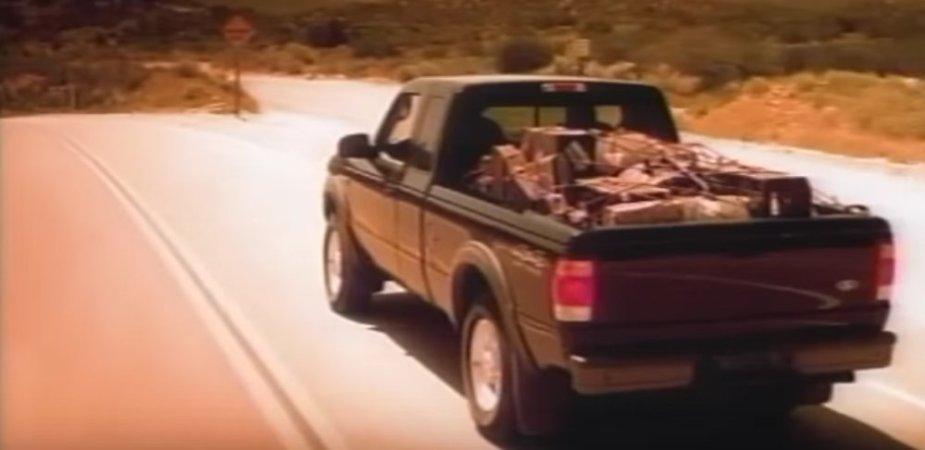 1999 Ford Ranger ad