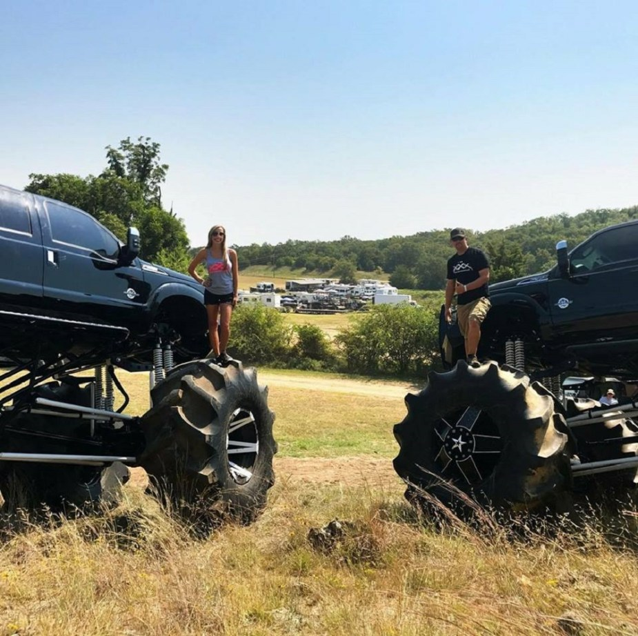 Super Duty Monster Trucks