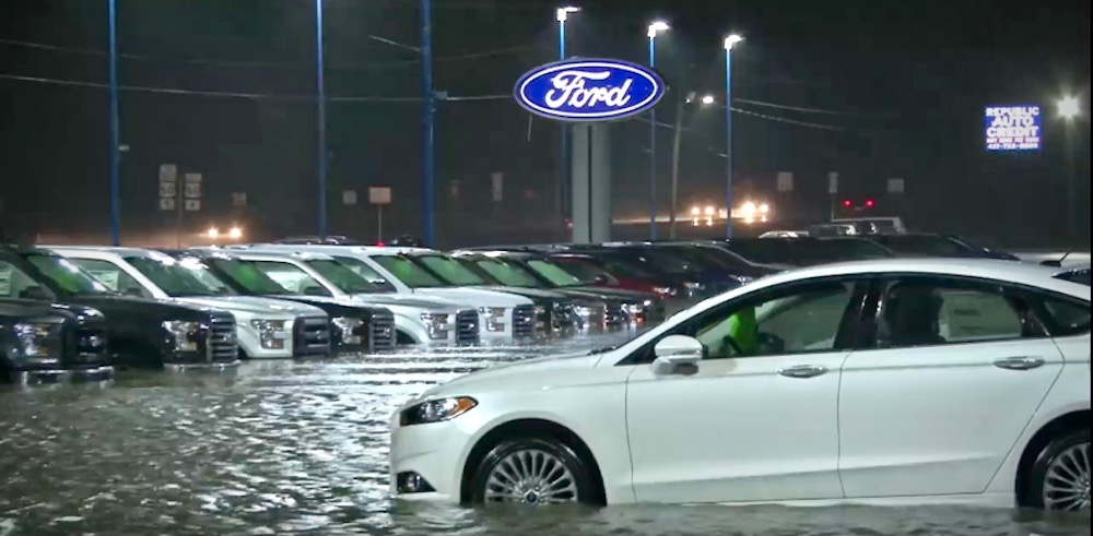 Flood Damage Amp Ford Trucks What You Must Know Ford