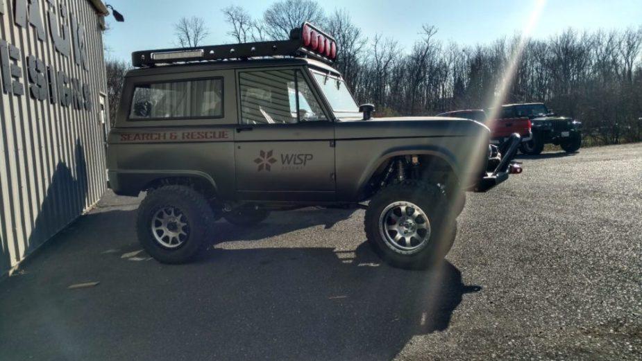 Hauk Ford Bronco