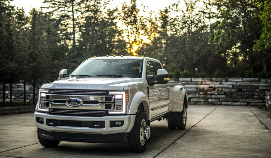 2018 Super Duty Limited