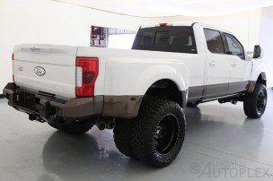 2017 Ford F-450 King Ranch Expensive