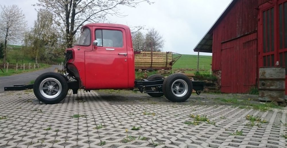 1956 Ford F-100: The Build That Wasn't - Ford-Trucks com