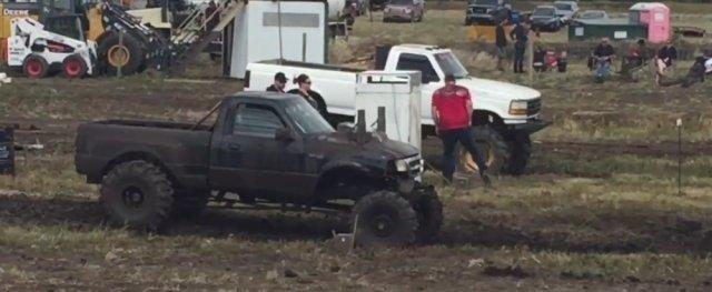 Ford Ranger Mud Racer