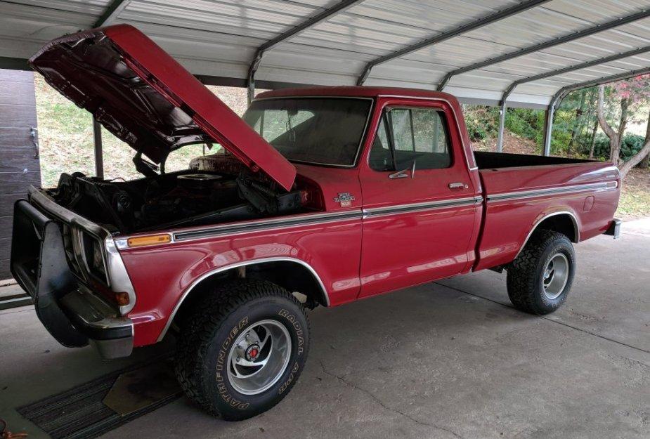 `1979 F-150 Clean