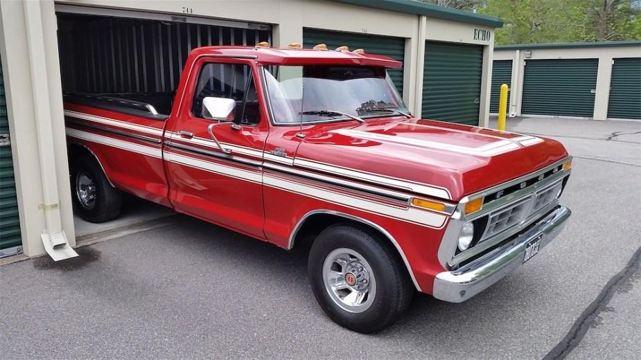 Ford Truck stripe kits