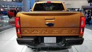 2019 Ranger Detroit Auto Show