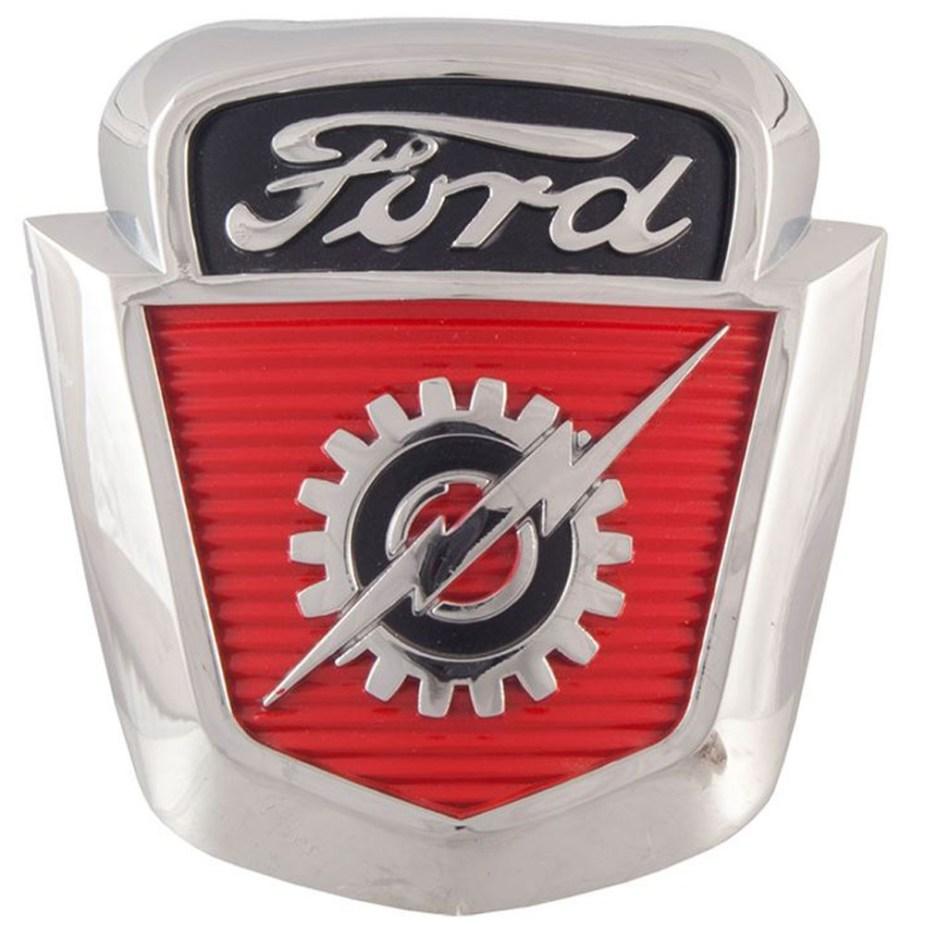 F-Series Badge