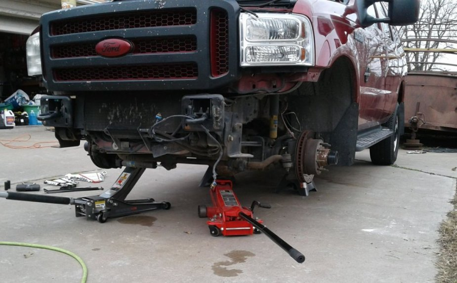 Excursion Front End Work