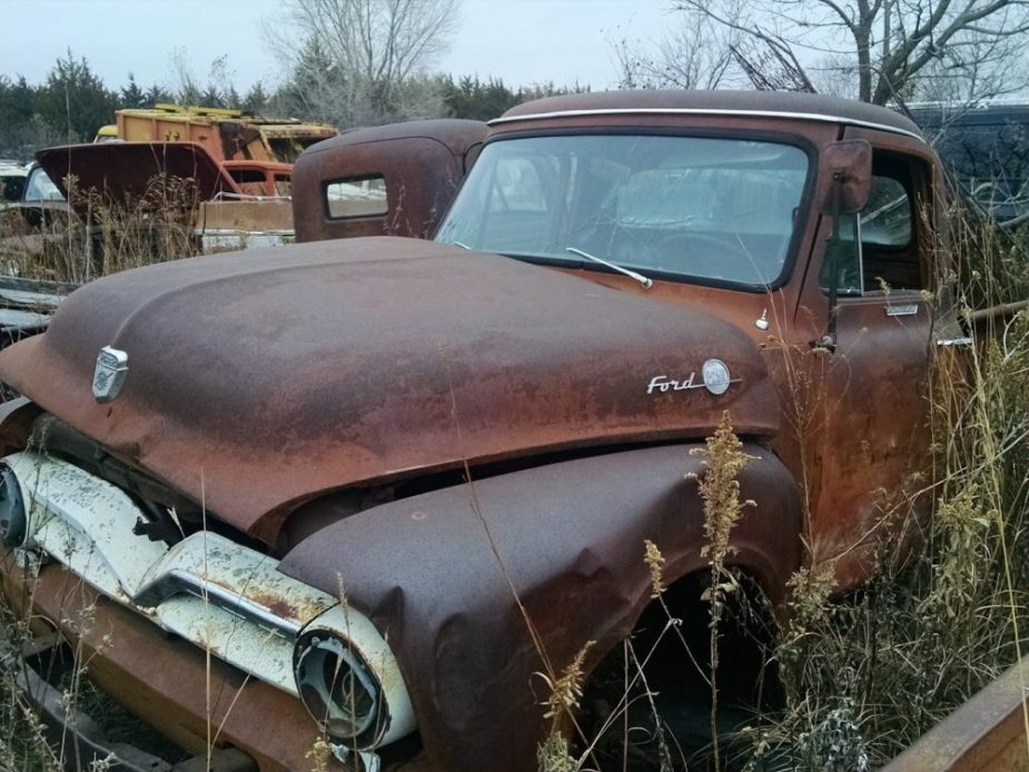Vintage Ford Trucks