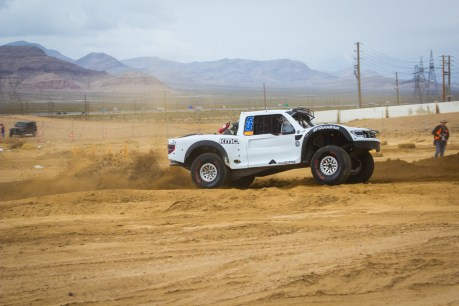 Ford Truck Enthusiasts - The Mint 400