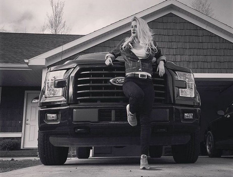 New F-150 Low Front