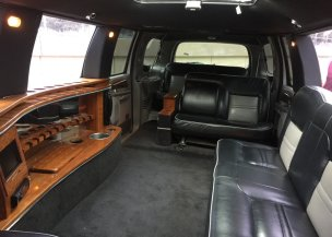 2000 Ford Excursion Limited Limo