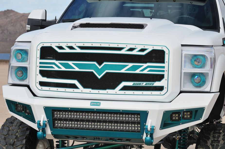 2016 F-350 Super Duty The Mad Hatter