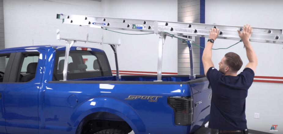 AmericanTrucks Ford F-150 Utility Build