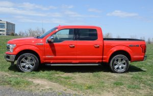 FTE - First Drive: 2018 Ford F-150 with the New Power Stroke Diesel