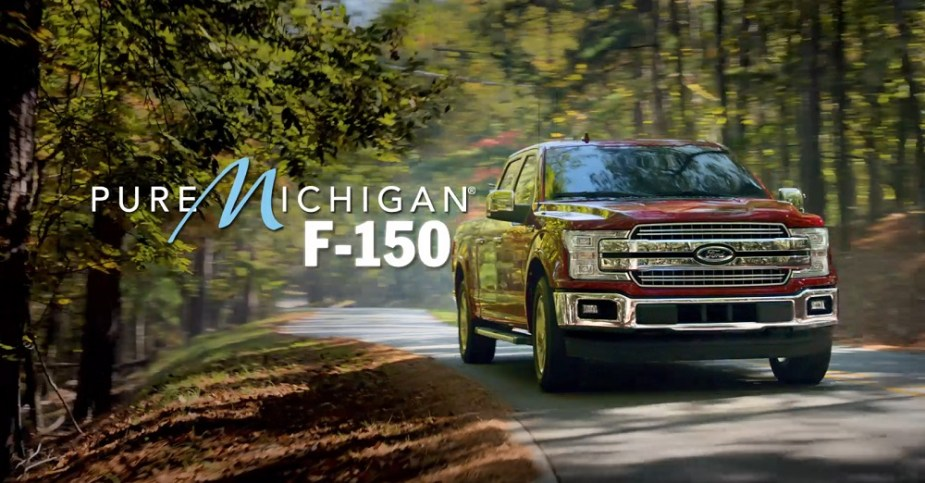 Pure Michigan F-150 Special Edition