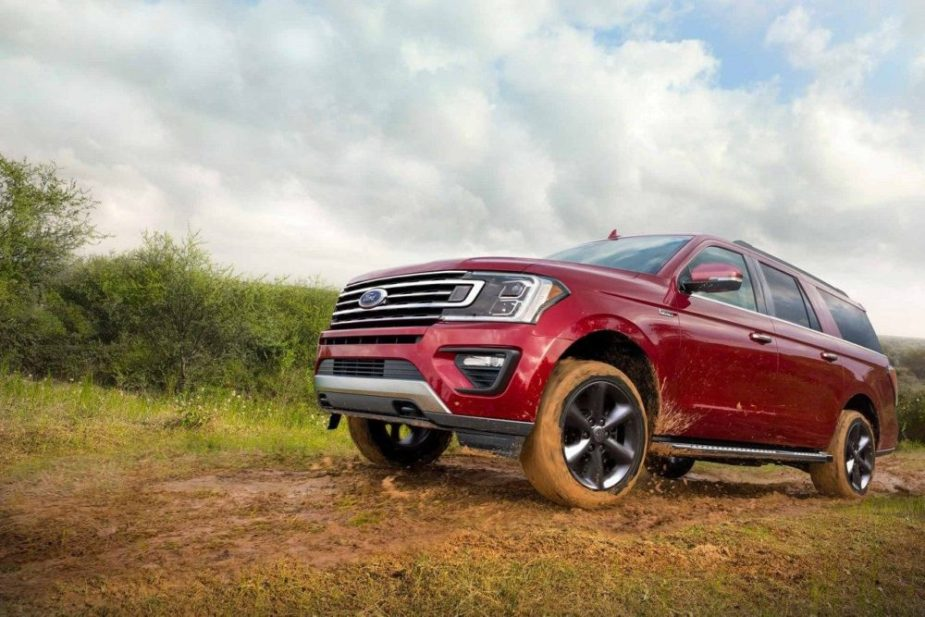 Ford Truck and SUV Sales