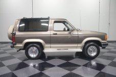 1990 Ford Bronco II Eddie Bauer trim