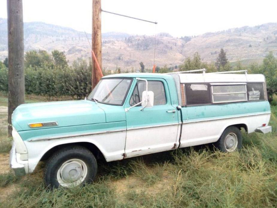 Ford Truck Enthusiast >> Fte Members Prepare For Epic Road Trip In Their 1968 Ford F 100