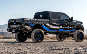 Mad Addictions American Force F-250