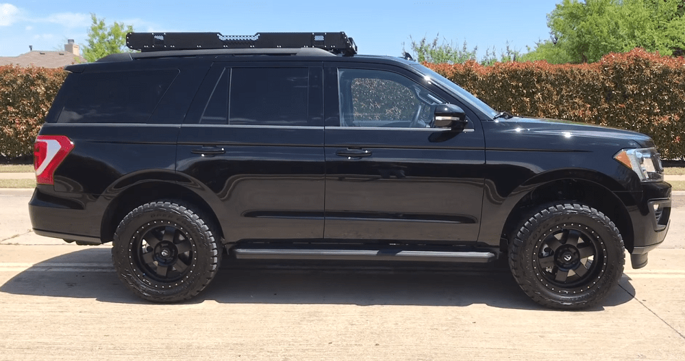 Ford Expedition Alpha Is A Blacked Out Badass