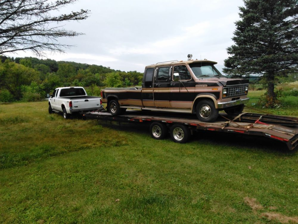 Ford Truck Enthusiast >> Ford Truck Enthusiasts Member Scores Low Mile 1990 Centurion