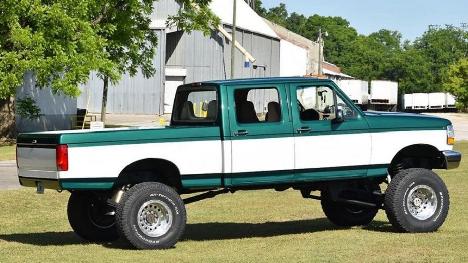 F-250 with New PAint