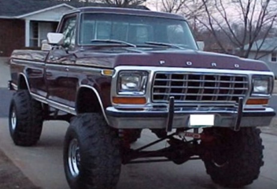 1970s Ford Truck