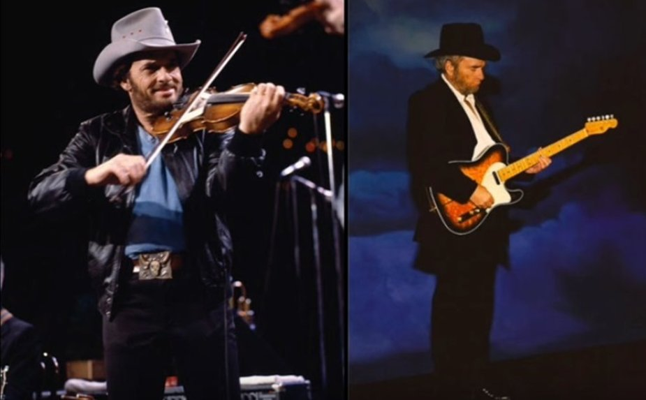 Classic Merle Haggard Images