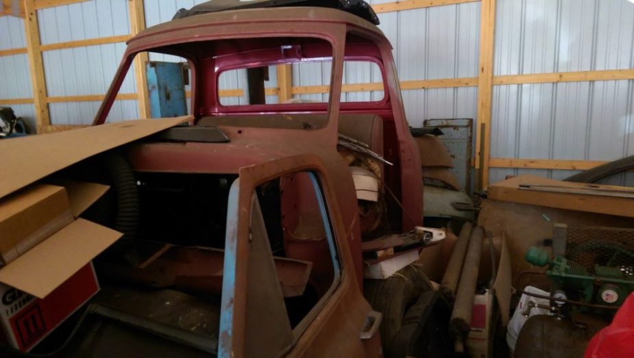 1953 Ford F-100 Project