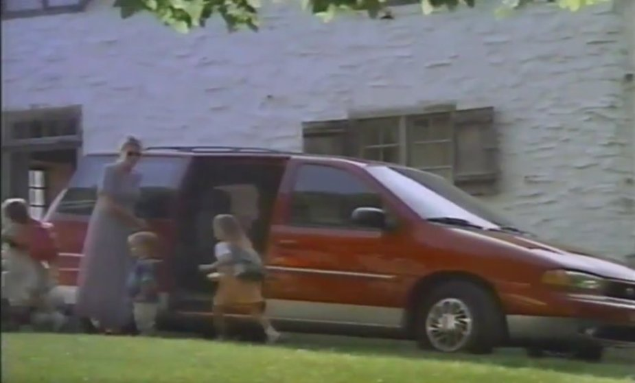 1997 Windstar Commercial