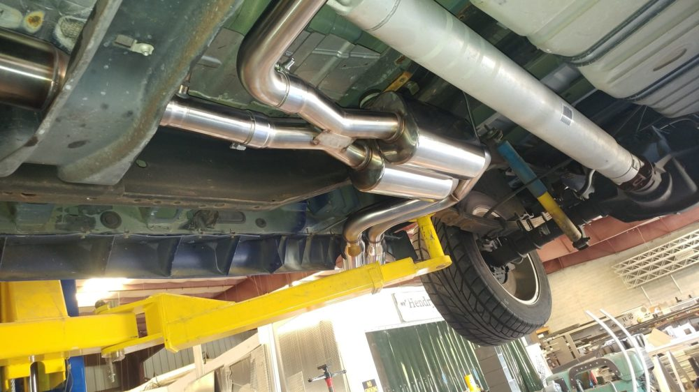 best aftermarket exhaust for a ford f 150