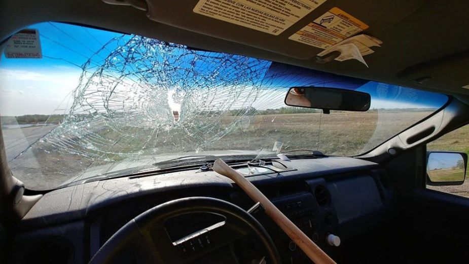 Ford windshield axed